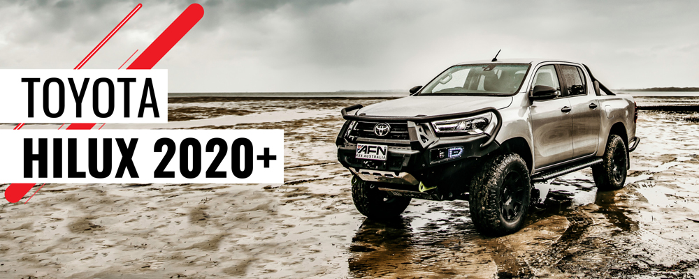 Banner Toyota Hilux